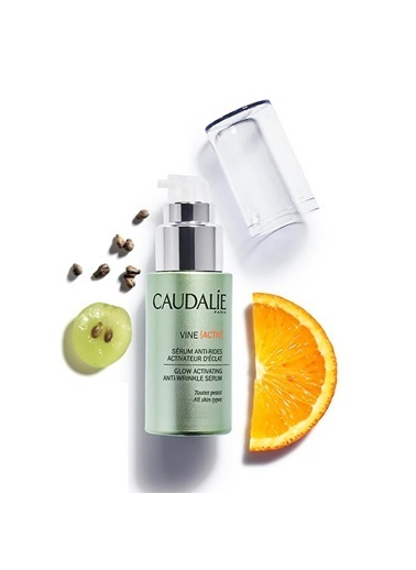 Caudalie CAUDALIE Vineactiv Glow Activating Anti-Wrinkle Serum 30 ml Renksiz